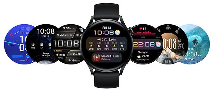 1624528365 HUAWEI Watch 3  1  - Huawei HarmonyOS ile fark yaratacak!