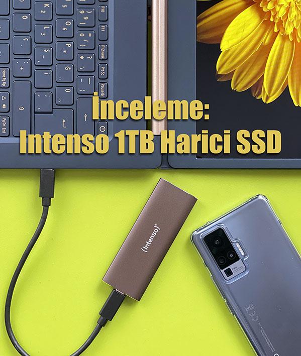 Photo 202103301454139 k - İnceleme: Intenso 1TB Harici SSD