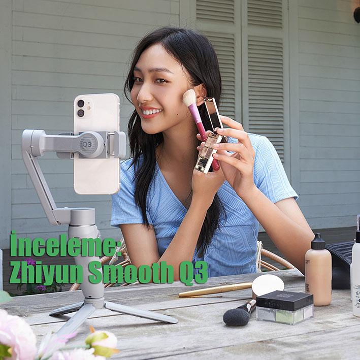 004 - İnceleme: Zhiyun Smooth Q3