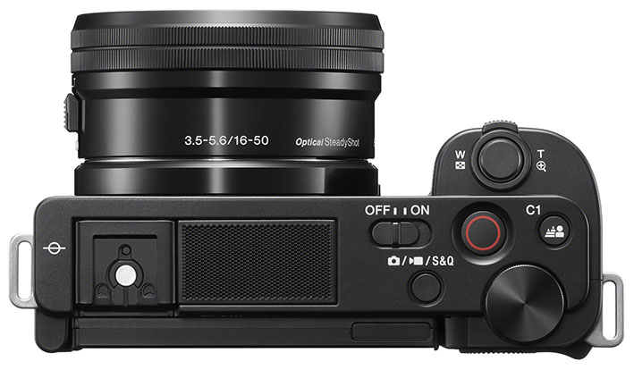 1627395883 CX88700 SELP1650 top black - Sony ZV-E10