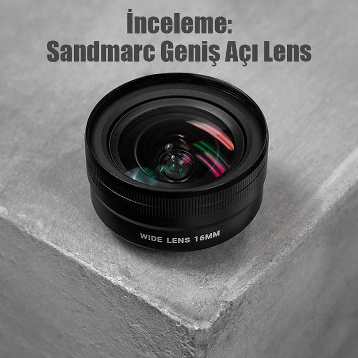 WideLens iPhone - İnceleme: Sandmarc Geniş Açı Lens