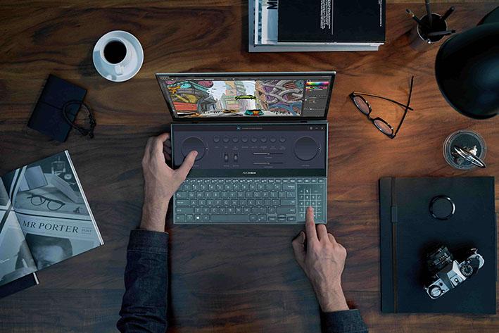 ZenBook UX582 0918 - OLED ekranlı ASUS dizüstü bilgisayarlar