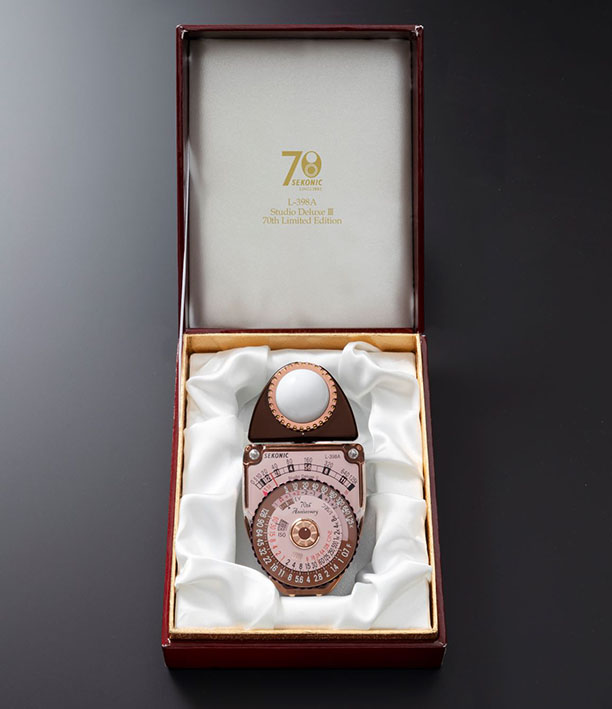 sd70th 013 - Sekonic 70. Yıldönümünü Kutluyor!