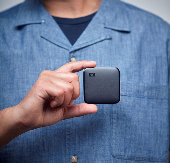 1627891178 G  rsel 1 - Western Digital'den Cep Boyutunda Taşınabilir SSD
