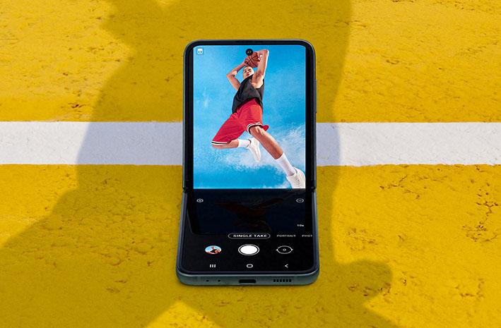 Galaxy Z Flip3 - Samsung Yeni Katlanabilir Telefonlarını Duyurdu