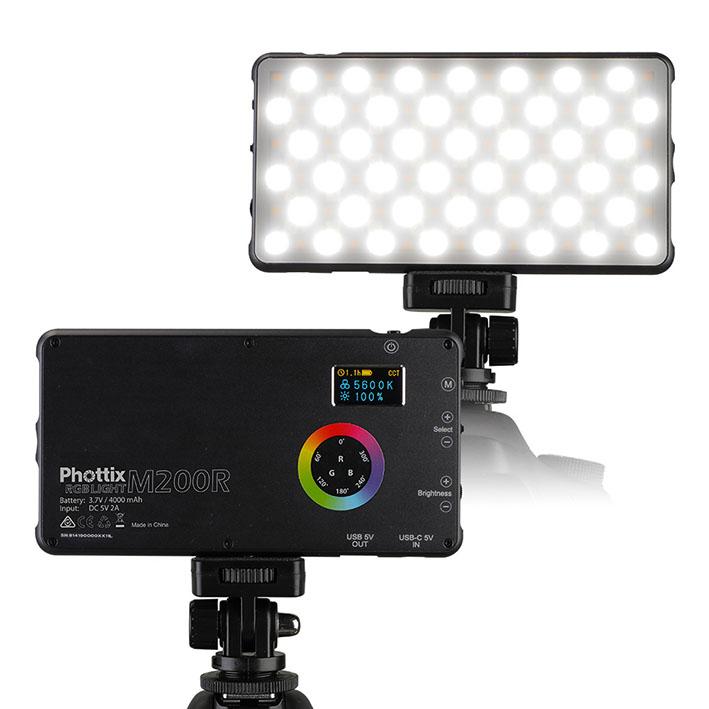 81419 5 - İnceleme: Phottix M200R RGB LED Işık