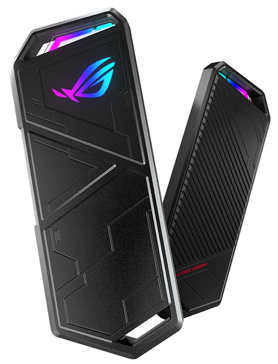ROG Strix Arion S500 03 - ASUS ROG Strix Arion S500 taşınabilir SSD