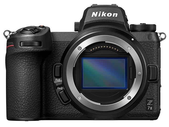 Z7II front.high  - İnceleme: Nikon Z 7II