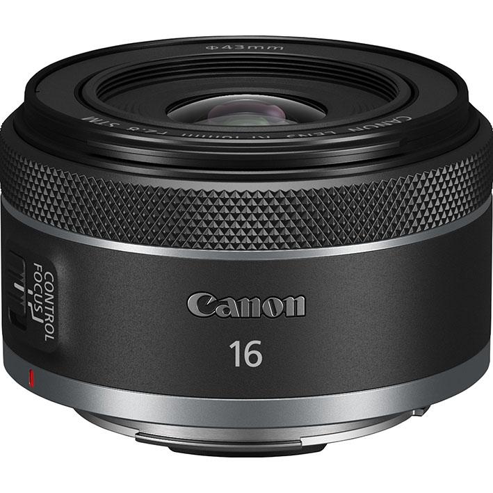 rf 16mm f2 - Canon'dan 2 yeni RF objektif