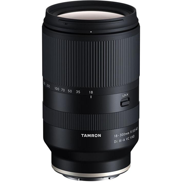 tamron - Tamron 18-300mm F/3.5-6.3 Di III-A VC VXD