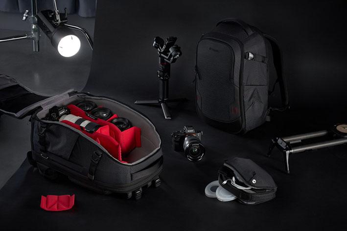 3 - Manfrotto Yeni Pro Light Çantalarını Tanıttı