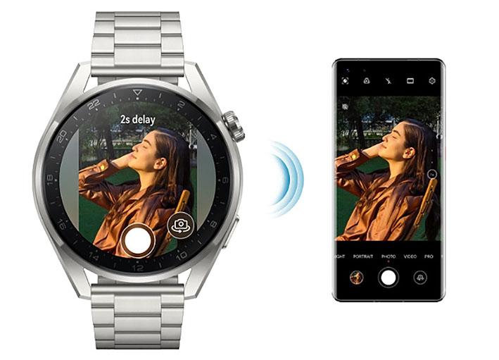UD uzaktan deklansor - İnceleme: Huawei Watch 3 Pro