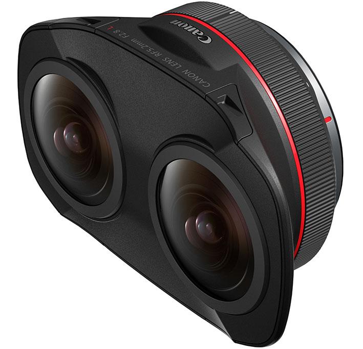 rf 5.2mm f2 - Canon RF 5.2mm F2.8L Dual Fisheye